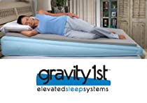 Hot Sale Gravity1st Elevated Sleep Systems Mattress (Full)
