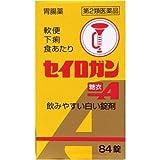 【第2類医薬品】セイロガン糖衣A 84錠