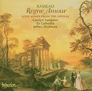 Regne Amour: Operatic Love Songs