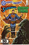 DC Comics Presents No. 85 Superman and Swamp Thing