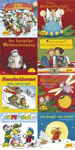 Weihnachts-Pixi-Bücher Serie 23