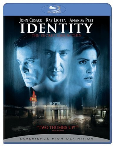 Cover art for  Identity [Blu-ray]