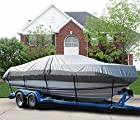 GREAT BOAT COVER FITS TRITON WALLEYE 189 O/B 2000-2001