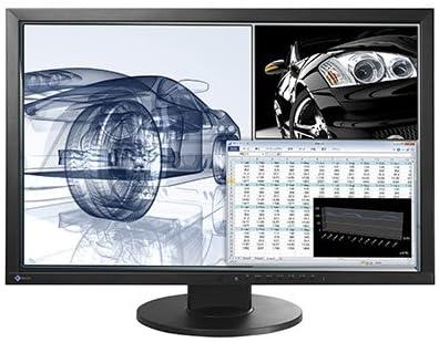 EIZO FlexScan 24.1インチ カラー液晶モニター ( 1920x1200 / IPSパネル / 6ms / ブラック )  EV2436W-ZBK