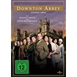 "Downton Abbey - Staffel zwei [4 DVDs]von ""Hugh Bonneville"""