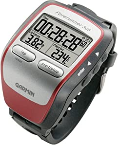Garmin Forerunner 305 Waterproof Running GPS (English & French) (Discontinued by Manufacturer)