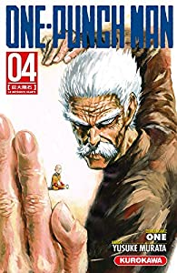 One-Punch Man Edition simple Tome 4
