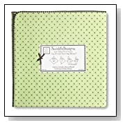 Ultimate Receiving Blanket, Polka Dots