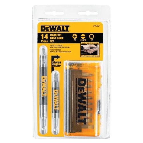 DEWALT DW2097CS 14-Piece Drive Guide Bit Set