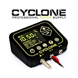 CYCLONE TILT Digital Tattoo Power Supply Unit (Black)