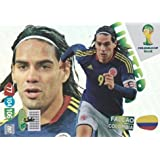 FIFA World Cup 2014 Brazil Adrenalyn XL Falcao Limited Edition