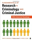 img - for Fundamentals of Research in Criminology and Criminal Justice: With Selected Readings book / textbook / text book