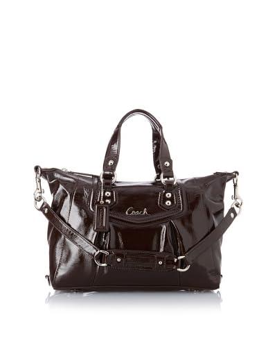 Coach Women's Shoulder Bag, Mahogany