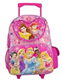 Princess Large Rolling Backpack