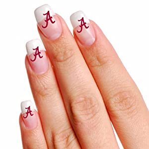 Buy NCAA Alabama Crimson Tide 16 Mini Temporary Tattoos by Team Dynamics