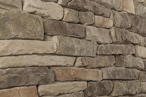 Black Bear Manufactured Stone Veneer- Ledge Stone Collection front-547667