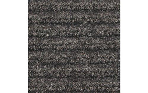 buyMATS Inc. 6' x 60' Apache Rib Mat Solid Gray 01-033-1702-60006000