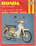 Honda C50, C70 and C90 Owner's Workshop Manual
