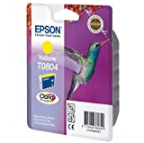 1 Original Printer Ink Cartridge for Epson Stylus Photo PX650 - Yellow