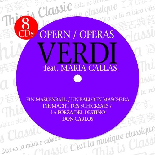 Giuseppe Verdi - Verdi: Opern II / Operas II. (Gesamt/complete)