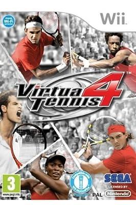 Virtua Tennis 4 by Sega