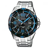 Casio Collection Herren-Armbanduhr Analog Quarz MTD-1065D-1A...