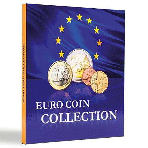 Album PRESSO Collection Euro Coin, pour 26 séries d'euros complétes