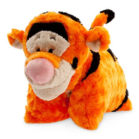 Disney Tigger Pillow Pal Pet Plush Doll front-92469