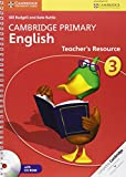 img - for Cambridge Primary English Stage 3 Teacher's Resource Book with CD-ROM (Cambridge International Examinations) book / textbook / text book