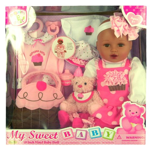 My Sweet Baby Game front-856594