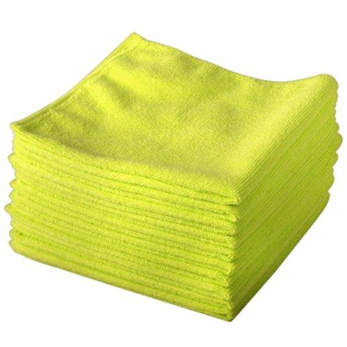 confezione-da-20-pezzi-colore-giallo-in-microfibra-exel-magic-per-pulizia-originale-marchio-cloths-c