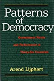 Patterns of Democracy: Government Forms and Performance in Thirty-Six Countries (0300078935) by Arend Lijphart