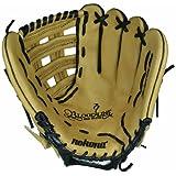 Nokona Bloodline Black Sandstone BL-1275H-SAND 12.75 Baseball Glove by Nokona
