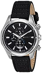 Esprit Analog Black Dial Mens Watch - ES108781004
