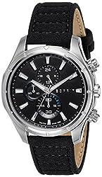 Esprit Analog Black Dial Mens Watch - ES108781004