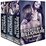 Boxed Set: Rocked by a Billionaire - Vol. 4-6 (Rocked BY A Billionaire Boxed Book 2)