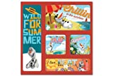 National Design Disney Olaf Magnet Memories in Film Bag (5-Pack)