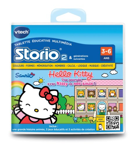 Vtech - 231105 - Storio 2 et générations suivantes