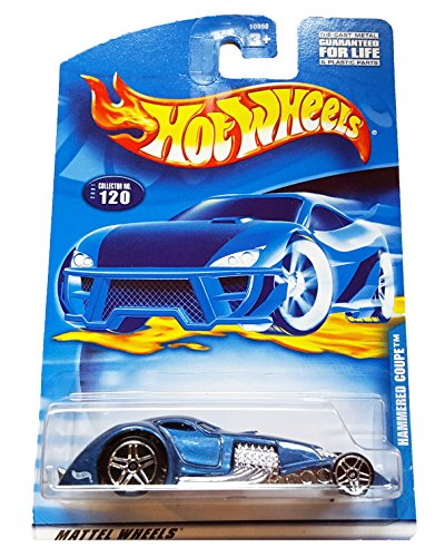 #2001-120 Hammered Coupe Pr-5 Collectible Collector Car Mattel Hot Wheels - 1