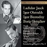TBS Vintage Classics ブルッフ:ヴァイオリン協奏曲第1番/ブラームス:ハンガリー舞曲/タルティーニ