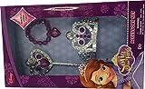 Sofia The First Tiara Wand and Bracelet Set
