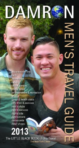 Damron Men's Travel Guide: 2013 Edition