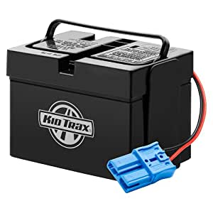 Amazon.com : Kidtrax Replacement 12V 12ah Battery : Sports & Outdoors