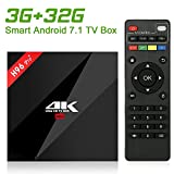 Update Version NewPal H96Pro+ Plus 3G DDR 32G EMMC 4K TV BOX with netflix Amologic 8 core 64 bit CPU 2.4G/5G WIFi 2017 tv box media player