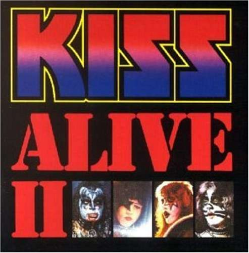 Kiss - Alive II  (Disc 2 of 2) - Zortam Music