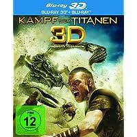 Kampf der Titanen 3D (+ Blu-ray) [Blu-ray 3D] [Special Edition]