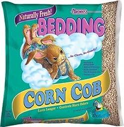 F.M. Brown\'s, Press-Packed Bedding, 1-1/4 Cubic Feet Corn Cob Bedding