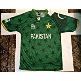 Pakistan T20 World Cup Cricket Jersey 2012