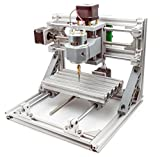 LinkSprite DIY CNC 3 Axis Engraver Machine PCB Milling Wood Carving Router Kit Arduino Grbl upgraded version