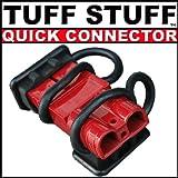 Tuff Stuff Winch Quick Connector- 2 Gauge Wire